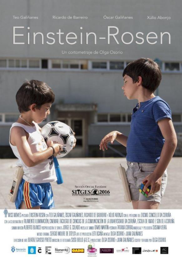 EINSTEIN-ROSEN Poster