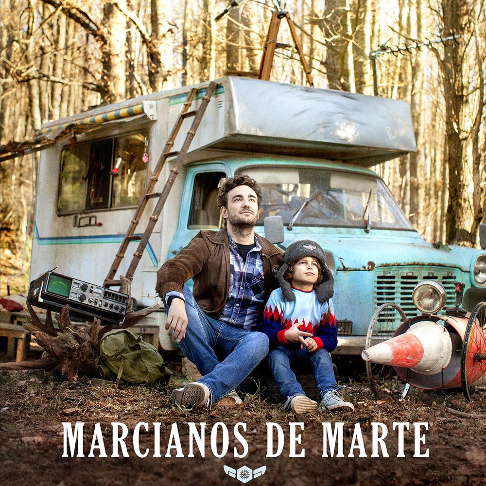 MARCIANOS DE MARTE 1x1
